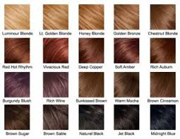 Solfine Hair Color Chart Brown Hair Color Chart Hair Color Shades Hair Color