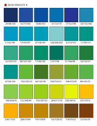 Displays the red, green, and blue values. Pin On Rgb Printable Color Palette Swatches