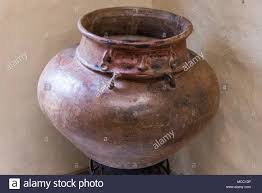 Traditional Clay Pottery Of Indigenous People Colombia South