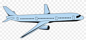 Airplane Clipart No Background Cartoon Airplane Png Airplane Clipart Transparent Background