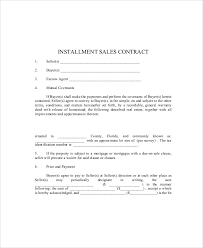 Raw materials both parties declare an interest in the sale and purchase of goods under the present contract and undertake to observe. Free 11 Sample Sales Contract Agreement Templates In Pdf Ms Word Google Docs Pages