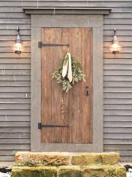 barn style front door72 best Primitive Front Doors images on Pinterest  Front doors