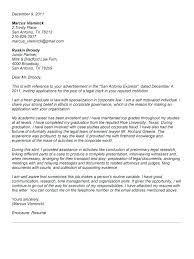Cover Letter For Attorney Position Sample Judicial Assistant Cover