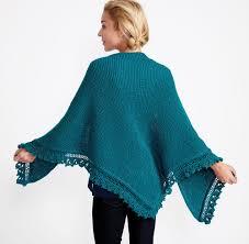 Knit Shawl Pattern Free New Inspiration