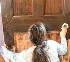 wood door restoration how to re an old door