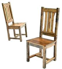 rustic chair rustic dining room chairs mission dining chair mission ii 5 dining room set mission rustic chair