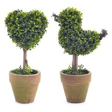 artificial garden plants