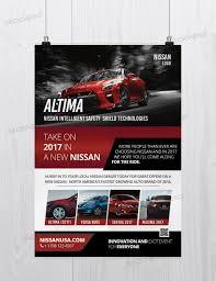 Car Flyers Nissan Altima Car Free PSD Flyer Template Stockpsdnet Free 11