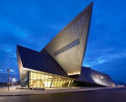 Studio Daniel Libeskind_Centre de Congres  Inhabitat  Green Design,  Innovation, Architecture, Green Building