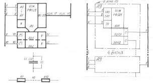 Дипломное проектирование  6 Везде где это возможно в пределах схемы рекомендуется использовать сокращения Основные варианты сокращений показаны на рис 2 9