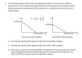 Solved: Transportation Engineering Question: Please Help M ...