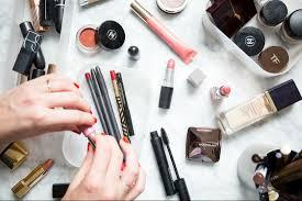 the makeup declutter my top tips
