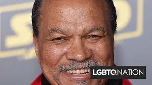 """Star Wars"""" actor Billy Dee Williams says he isn't gender fluid. He just  uses """"feminine"""" pronouns. / LGBTQ Nation"""