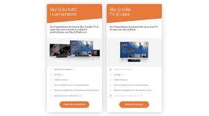 Sky Q Platinum e Sky Q Black: cosa cambia e quanto costano