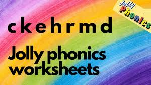 Each sheet provides activities for letter sound learning, letter formation, blending and segmenting. Jolly Phonics Group 2 Worksheets Blending Sounding Reading Ckehrdm How To Blend Words Youtube