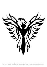 Drawings Of Phoenix Phoenix Bird Drawings Under Fontanacountryinn Com
