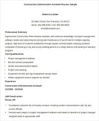 Sample Executive Assistant Resume Classy Resume Administrative Assistant Samples Radiovkmtk