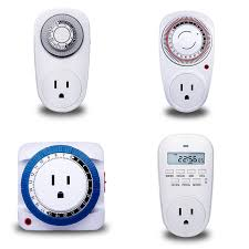 24 Hour Plug In Mechanical Electric Outlet Timer 15 Minute Interval Timer Buy 15 Minute Interval Timer Minute Mechanical Timer 220v Outlet Timer
