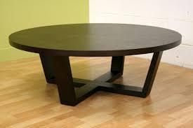 coffee tables charming living room furniture laminated teak wood semicircle shaped metal top 4 legs