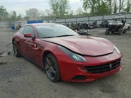 Mercedes sls amg vs ferrari ff in roll drag race : 2012 Ferrari Ff Photos Ny Newburgh Salvage Car Auction On Thu May 24 2018 Copart Usa