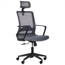 ROZETKA | Кресло офисное с подголовником <b>Argon</b> HB пластик ...