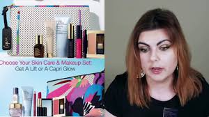 estee lauder gift with purchase spring 2018