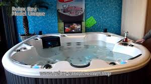 tv speakers relux spa model unique jacuzzi whirlpool hot tub massage you