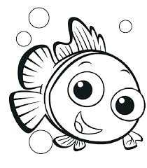 Nemo Coloring Pages Finding Coloring Finding Coloring Pages Finding