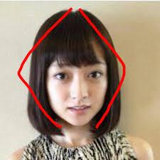 変身ショートボブで小顔エラ張り丸顔に似合うヘアカラーヘア 髪型