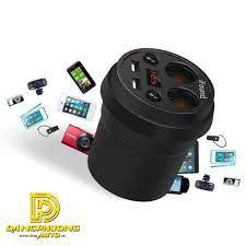 Cốc sạc ô tô 2 cổng USB cho xe ô tô REMAX giá rẻ, uy tín, chất lượng cao,  chính hãng.