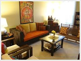 gorgeous indian style living room