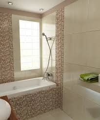Badezimmer Beige Modern