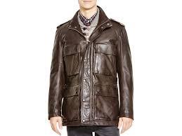 leather field jacket m65 cairoamani com