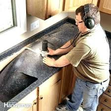 how to laminate a countertop replacing laminate countertop installation service laminate countertops
