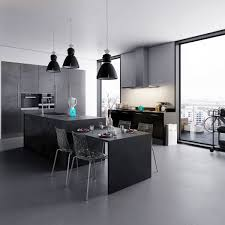 Kitchen Drop Lights Contemporary Kitchen New Elegant Black Kitchen Design For Remodel