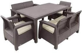 Мебель из <b>пластика KETER</b> (<b>Кетер</b>) ALLIBERT (Аллиберт) Израиль