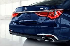 2018 acura sports car. fine 2018 2018 acura rlx sport hybrid rear end esegura august 9 2017 throughout acura sports car