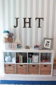 kallax shelf as a kids room storage piece