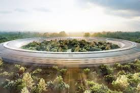 cupertino apple office. Apple\u0027s Upcoming Norman Foster-designed HQ In Cupertino, California, Has Had Yet Another High-flying Promise Attached To It, Be \ Cupertino Apple Office O