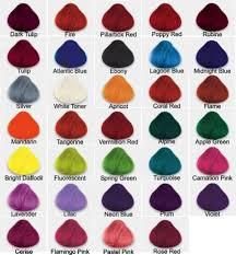 Unnatural Hair Color Chart Details About La Riche Directions Hair Dye 2 99 Free