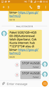 Berikut ini cara berhenti paket internet tri 2.5gb rp 2000: Asep Haryono Personal Blog From Indonesia Berhenti Dari Berlangganan Paket Tri 5gb Idr 5 000