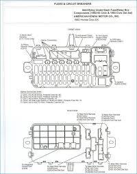 95 honda civic wiring harness diagram honda wiring diagrams  at Diagram Of An 95 Del Sol Si Model Wire Harness