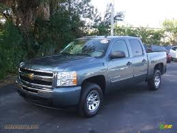 2011 Chevrolet Silverado 1500 LS Crew Cab in Blue Granite Metallic ...
