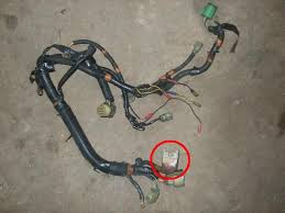 crx si engine harness what is this plug honda tech attached images