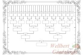 Genealogy Form Templates Free Printable Family Tree Charts And Forms Download Them Or Print