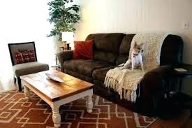 what goes with brown couches what color rug goes with a brown couch area rug for