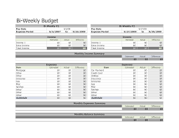 Weekly Budget Planner Worksheet - April.onthemarch.co
