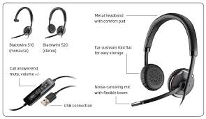 plantronics headset microphones voicepower plantronics microphones