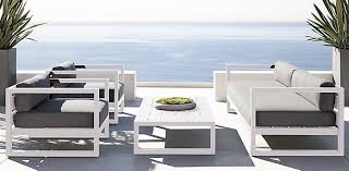 restoration outdoor furniture. Aegean Aluminum Collection Restoration Outdoor Furniture
