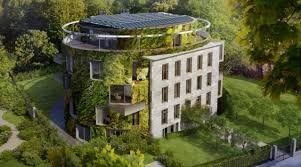 Green Architecture Design: Whether It Contained Only For Green Building?